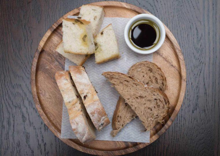 The Folly Bistro - Bread